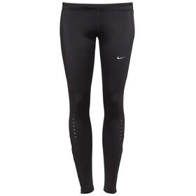 Nike Power Tech Running Tight Women Black/Reflective Silver